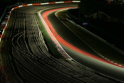 Night lights at Spa