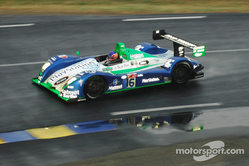 Pescarolo Sport Pescarolo C60 Judd, Le Mans 2006