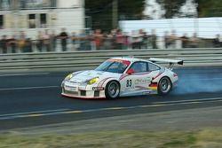 #83 Seikel Motorsport Porsche 911 GT3 RSR: Pierre Ehret, Dominik Farnbacher, Lars-Erik Nielsen