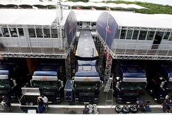 The Red Bull Racing and Scuderia Toro Rosso Tree House