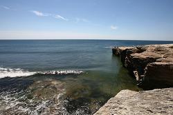Visite de la Vendée: une belle plage de l'Océan Atlantique à Bretignolles-sur-Mer