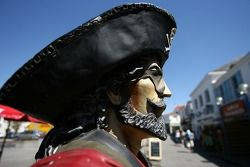 Visit of Vendée: Captain Hook in Saint-Gilles-Croix-de-Vie