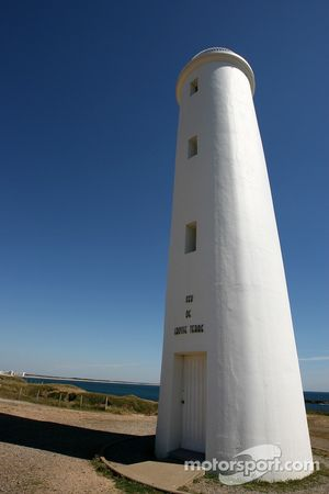 Visit of Vendée: a lighthouse