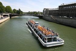 Le beau fleuve de la Seine