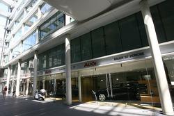 Un concessionnaire Audi à Saint-Honoré
