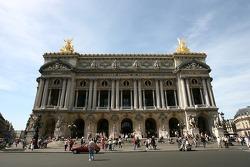 L'opéra du Palais Garnier
