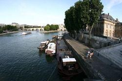 Bateaux sur la Seine