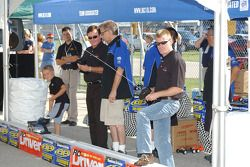 Le challenge des voitures RC: Richard Childress et Jeff Burton