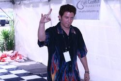 Le tournoi de bowling de la Fondation Jeff Gordon: la star du bowling Danny Wiseman