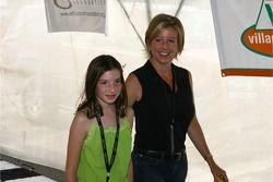 La personnalité de la chaîne Indianapolis TV Anne Ryder