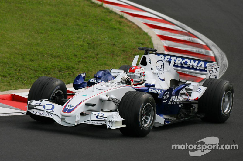 Robert Kubica - GP de Hungría 2006 (Descalificado)
