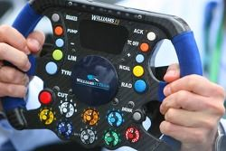Williams FW28 direksiyon