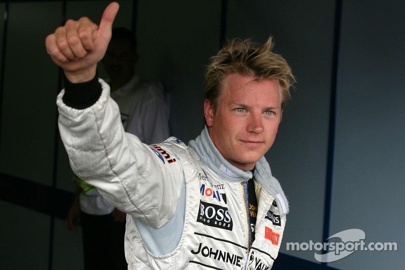Кими Райкконен чаще всех был на подиуме Гран При Венгрии (8 раз). При этом выиграл он на «Хунгароринге» всего одну гонку – в 2005 году