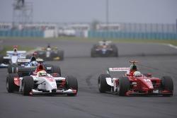 Lewis Hamilton et Ferdinando Monfardini