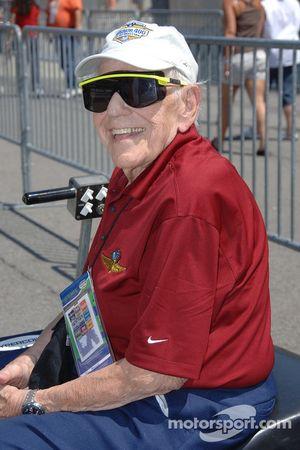 Tom Carnegie la légende de l'Indianapolis Motor Speedway