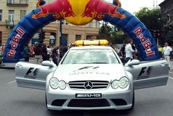 Running bulls rendez-vous Budapest: Güvenlik Aracı
