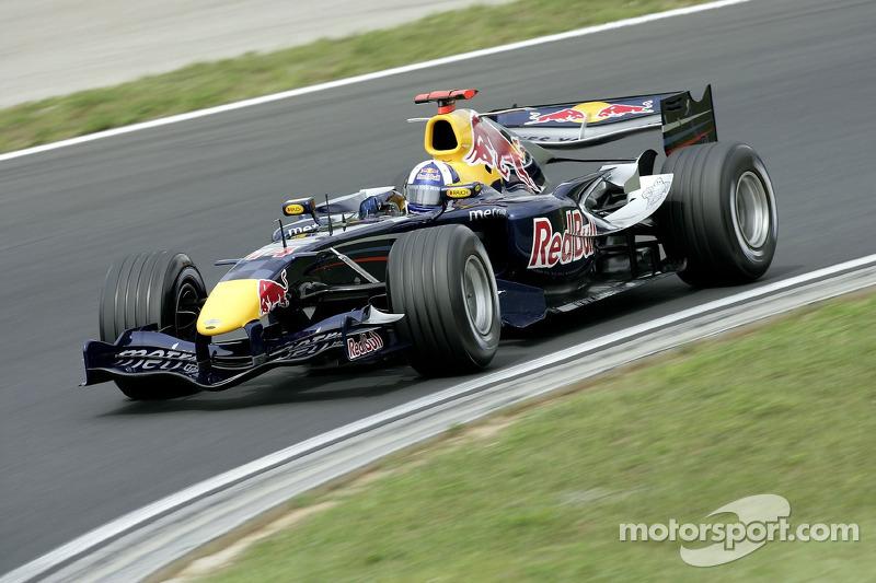 2006 : Red Bull RB2