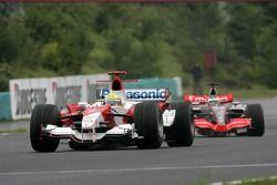 Ralf Schumacher voor Pedro de la Rosa