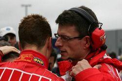 Chris Dyer Y Michael Schumacher