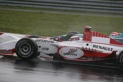 Alexandre Premat et Nelson A. Piquet