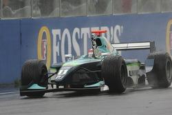 Le vainqueur de la course Nelson A. Piquet