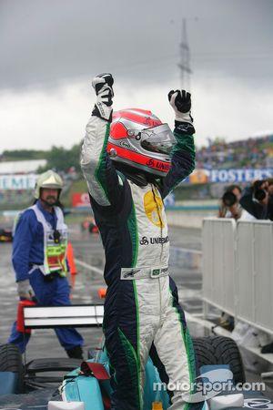 Nelson A. Piquet race winner