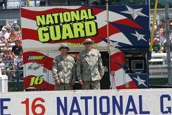 Membres de la garde nationale
