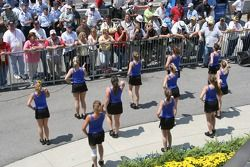 Indianapolis State University Marching Sycamores