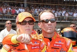 Kevin Harvick et sa femme DeLana