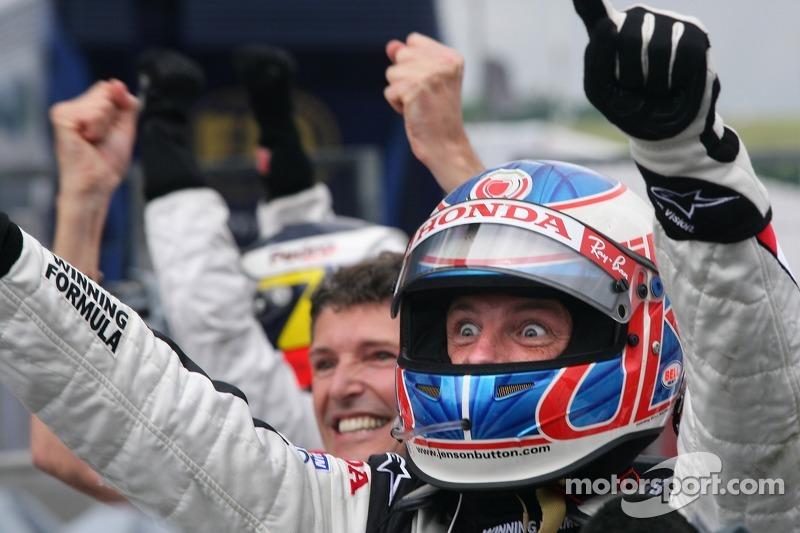 Jenson Button - 15 vitórias