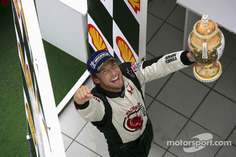 Jenson Button - 14. rajthely