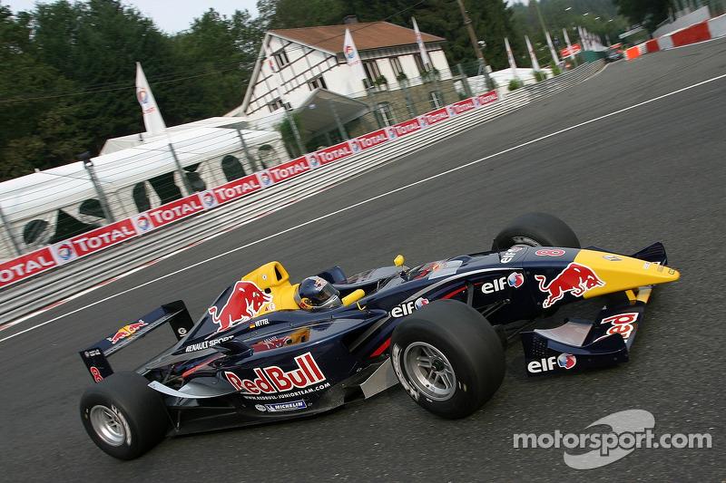 Sebastian Vettel (2006-2007)