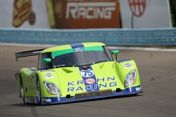 #75 Krohn Racing Ford Riley: Tracy Krohn, Nic Jonsson