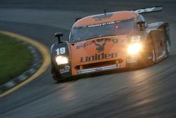 #19 Playboy/ Uniden Racing Ford Crawford: Memo Gidley, Michael McDowell