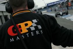 Механик на гонке GP Masters