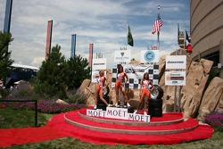 Miss Denver Grand Prix and her court