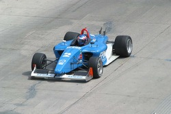 Tim Bridgman is missing his rear wing