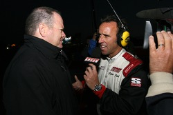 Interview for Chip Ganassi