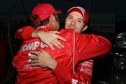 Luis Diaz celebrates victory