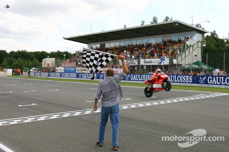 #5 - Loris Capirossi - GP de la República Checa 2006