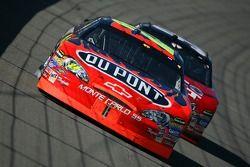 Jeff Gordon leads Carl Edwards
