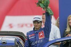 Podium: Sébastien Loeb