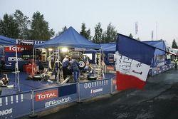 Kronos Total Citroën service area