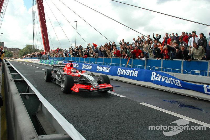 Кристиан Альберс, Midland F1