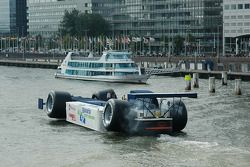La monoplace F1 la plus grande au monde