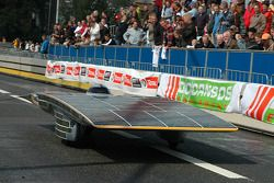 university, Delft'in world record Nuna 3 Solar Car