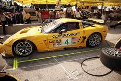 Corvette pitstop