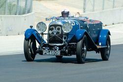 #29, 1929 Lagonda, Graham Wallis