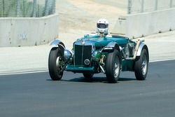 #85, 1934 MG NA, Michael Jacobsen