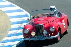 #122 ,1955 Sunbeam Alpine Talbot, Jeffrey Tamkin